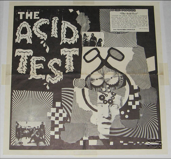 "The Promotional Poster for the 7"" D.J. Promo record. Originally folded in fourths."